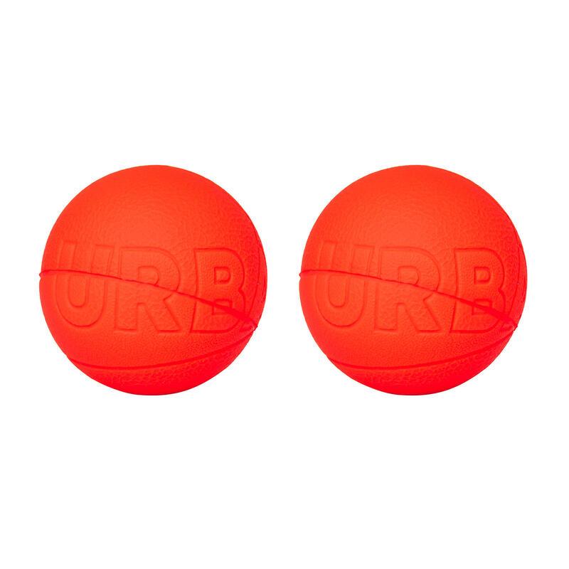 Balles mousse soft One Wall SPB 100 Orange (x2)