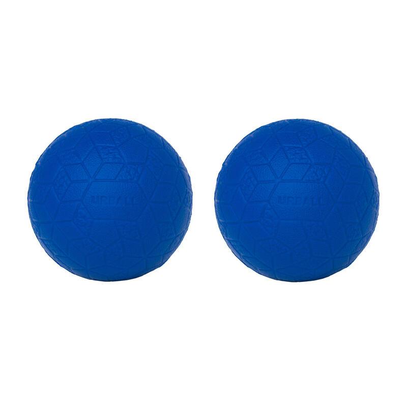 Balles mousse soft One Wall SPB 500 Bleu Indigo (x2)