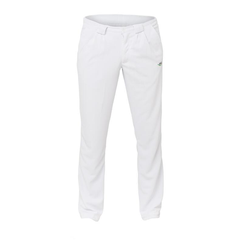Pantalon blanc Pelote basque Adulte
