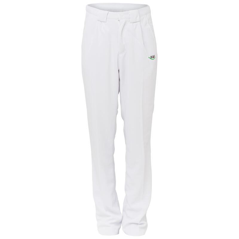 Pantalon blanc Pelote basque Junior enfants