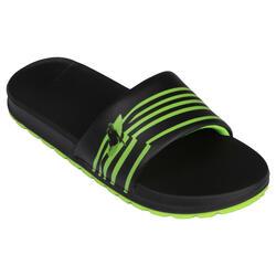 Badelatschen Slap 550 Up Jungen grün