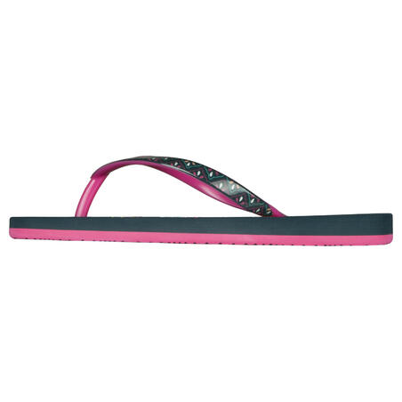 Girls' FLIP-FLOPS 190 - Pagy Blue