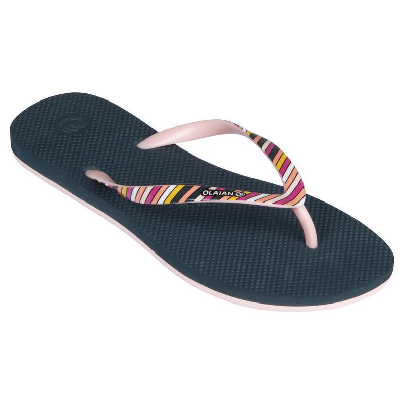 Slippers voor dames 190 Stripes