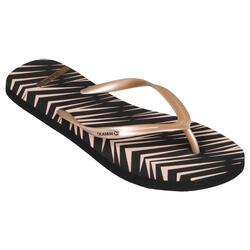 女款夾腳拖鞋120-斜紋款