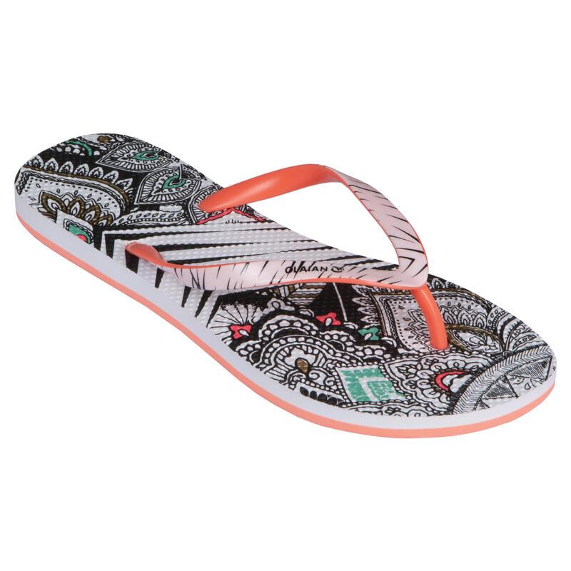 รองเท้าแตะสำหรับผู้หญิงรุ่น 190 (ลาย Manda)