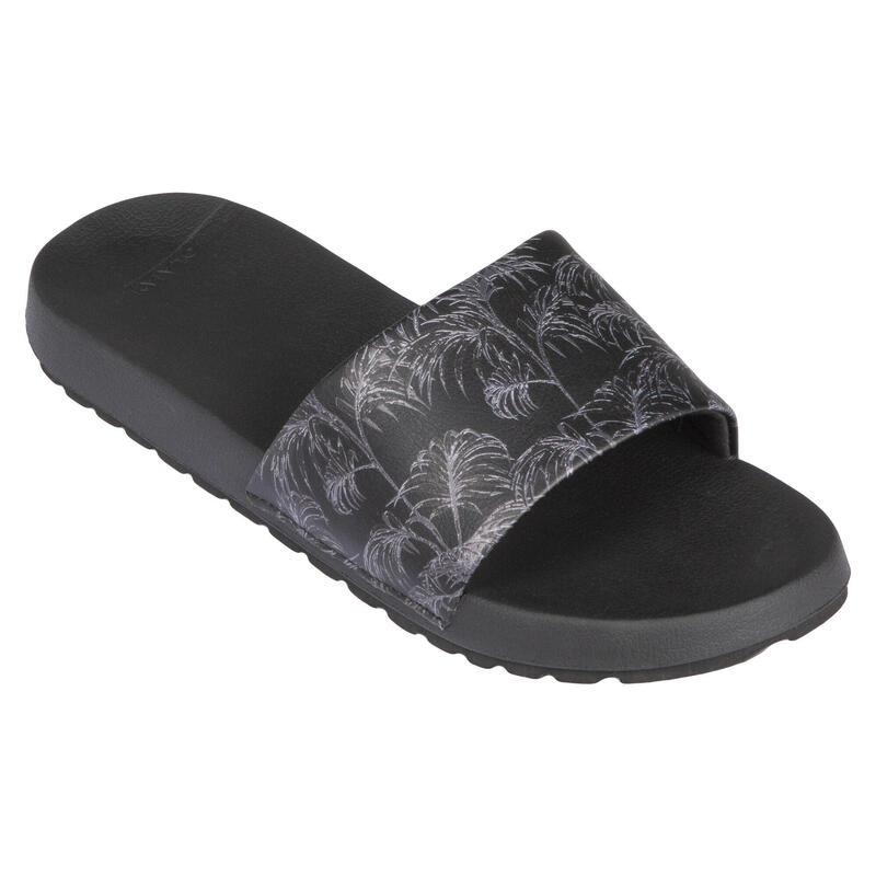 Women's SANDALS SLAP 550 - Exotic Black