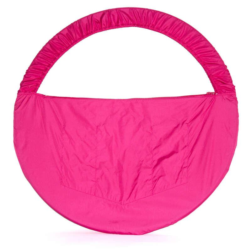ПРЕДМЕТЫ, АКСЕССУАРЫ Гимнастика - RU Hoop pocket 65 pink LLC KORRI GROUP - Художественная гимнастика