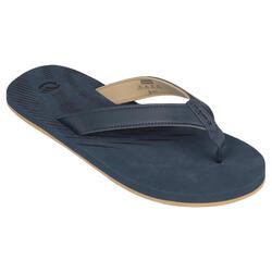 男款夾腳拖鞋150 -深藍色