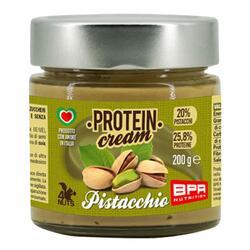 Crema spalmabile proteica BPR gusto pistacchio senza glutine 200 grammi
