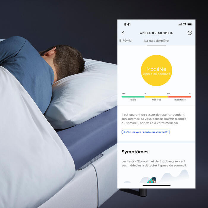 Capteur de sommeil Withings Sleep Analyzer