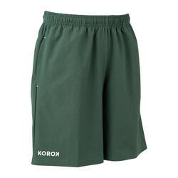 Hockeybroek voor jongens FH500 groen