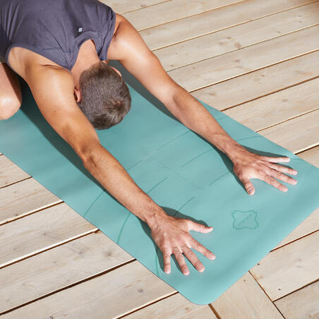 Studio Dynamic Yoga Mat 3 mm - Green
