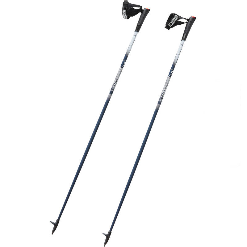 HOLE NA NORDIC WALKING Nordic walking - HOLE PW P500 MODRÉ NEWFEEL - Hole a doplňky na nordic walking