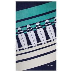 L號毛巾PRINT 145 x 85 cm-衝浪板款