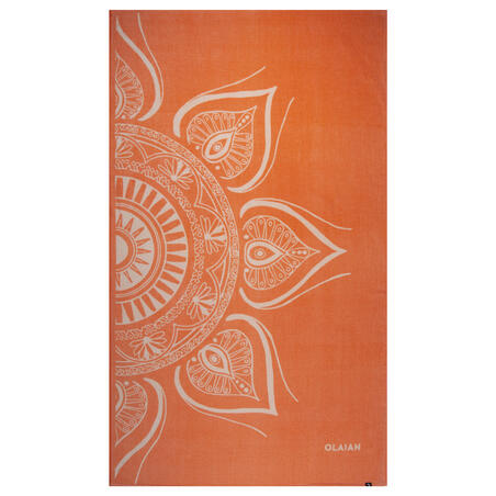 "Rankšluostis, L dydžio, 145 x 85 cm, ""Bali"" raštas"