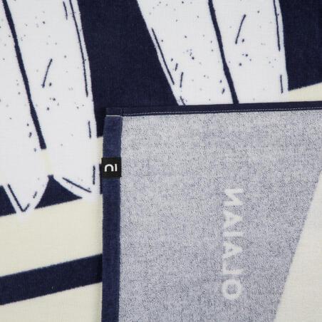 "Rankšluostis, L dydžio, 145 x 85 cm, ""Board"" raštas"