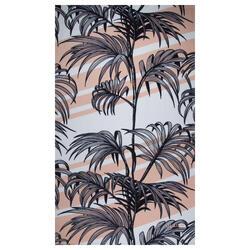 L號毛巾PRINT 145 x 85 cm-羽葉款