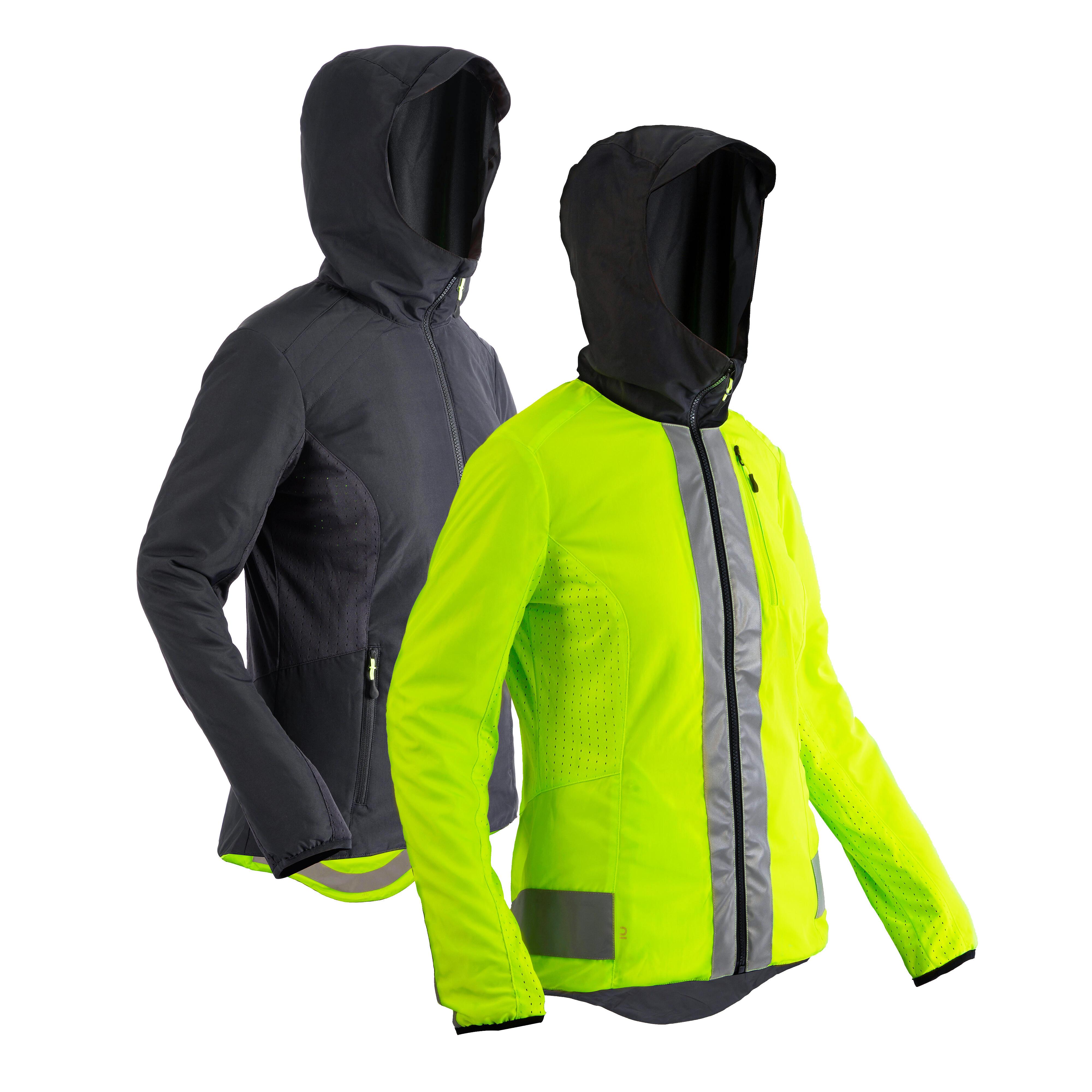 Jachetă reversibilă 500 Damă imagine produs