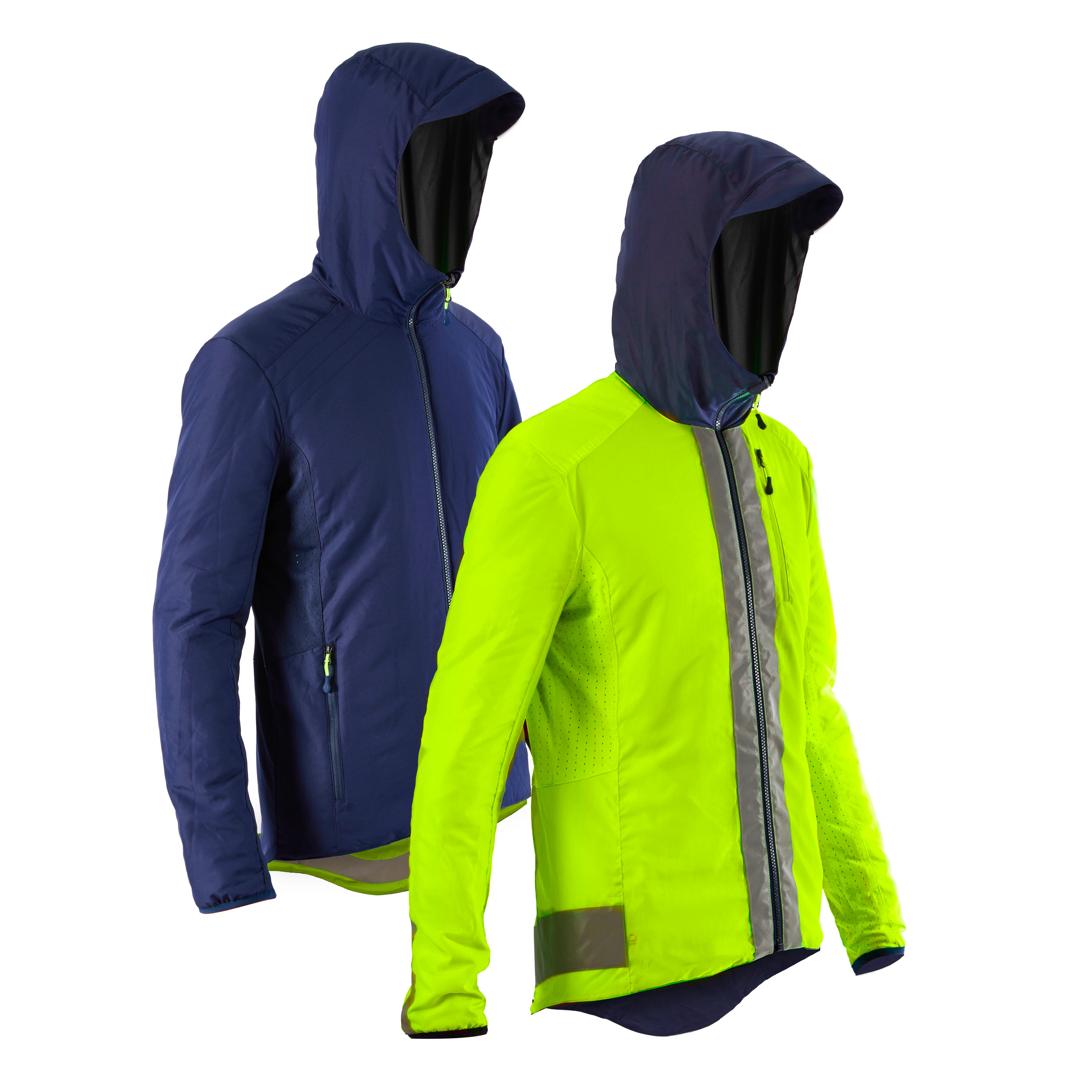 Jachetă reversibilă 500 imagine