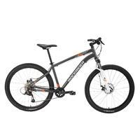 "27.5"" Mountain Bike ST 120 - Grey/Orange"