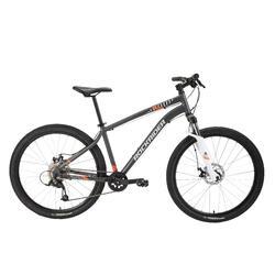 Mountainbike ST 120 27,5Zoll grau/orange