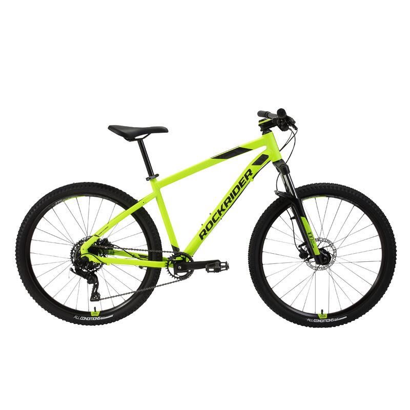 "Bicicletă MTB ST 530 27,5"" Galben"
