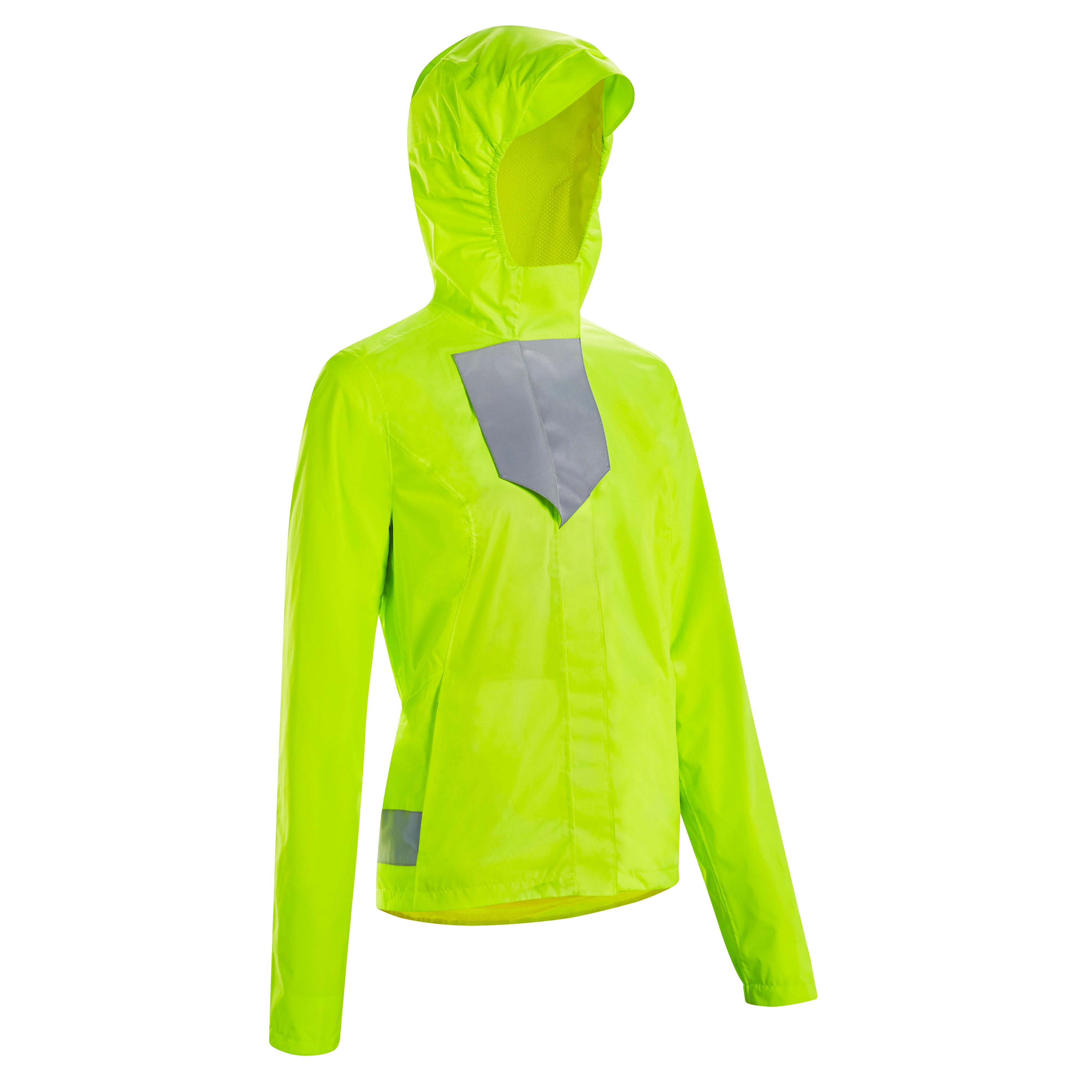 Jachetă ploaie 500 EPI Damă la Reducere poza