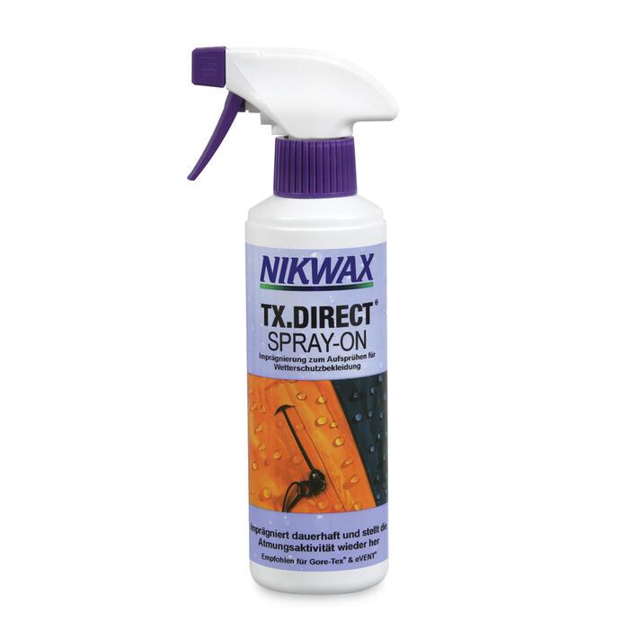 Reinigungsmittel und Pflegeprodukt Nikwax TX Direct Spray