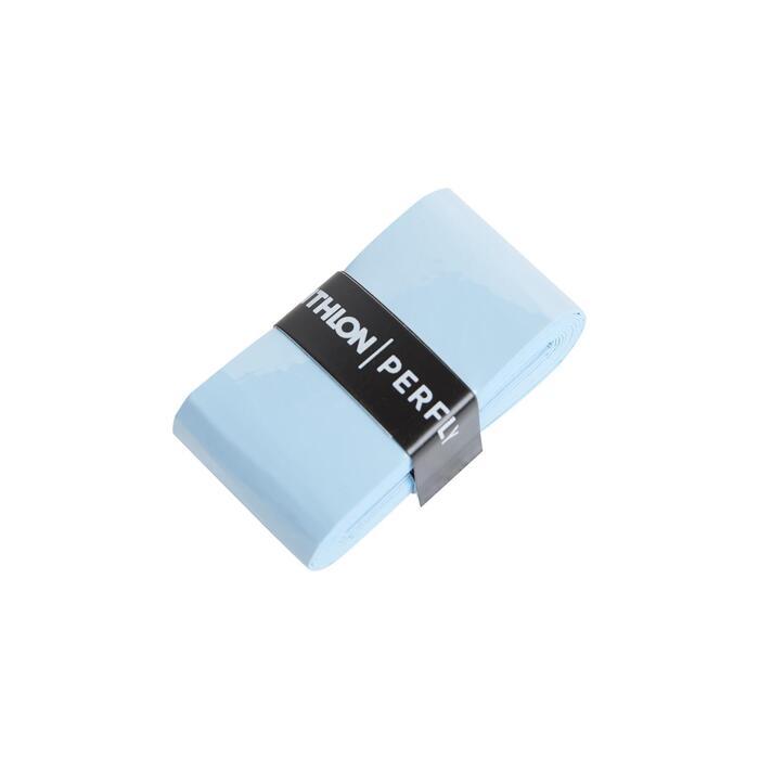 BADMINTON COMFORT OVERGRIP X 3 MINT PINK SKY BLUE
