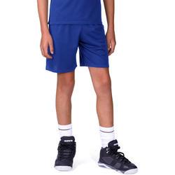 Basketbalbroekje B300 kinderen blauw - 194784