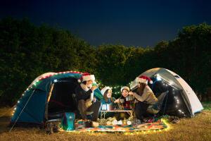 露營|非一般假期!聖誕露營3大秘訣