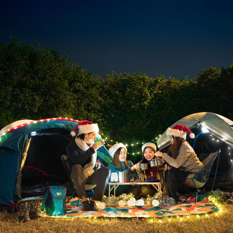 露營 非一般假期!聖誕露營3大秘訣