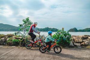 單車 | 運動聖誕節.3條路線包羅海陸文化美食行
