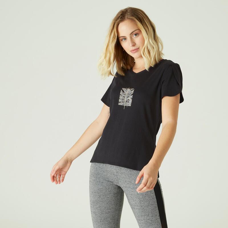 515 slim cotton fitness t-shirt