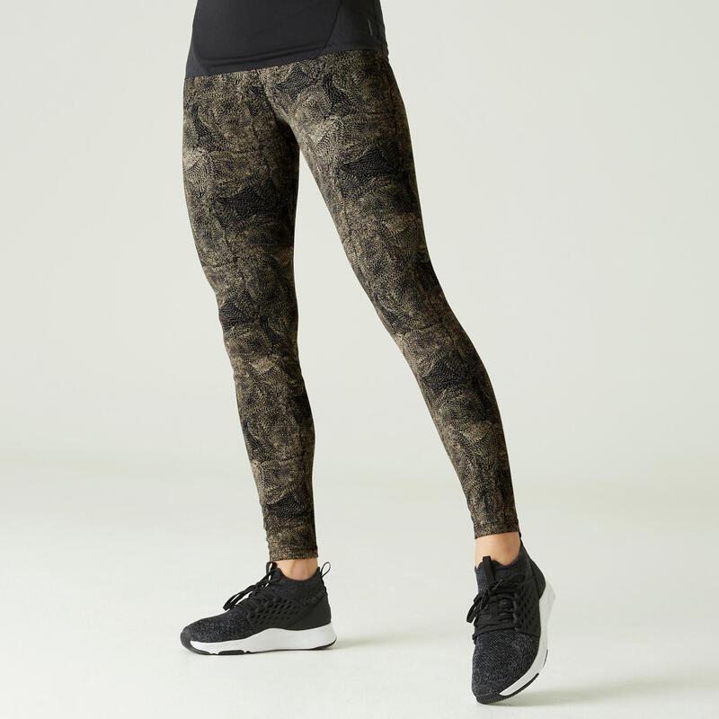 Legging de Sport Galbant 900 Femme Gris