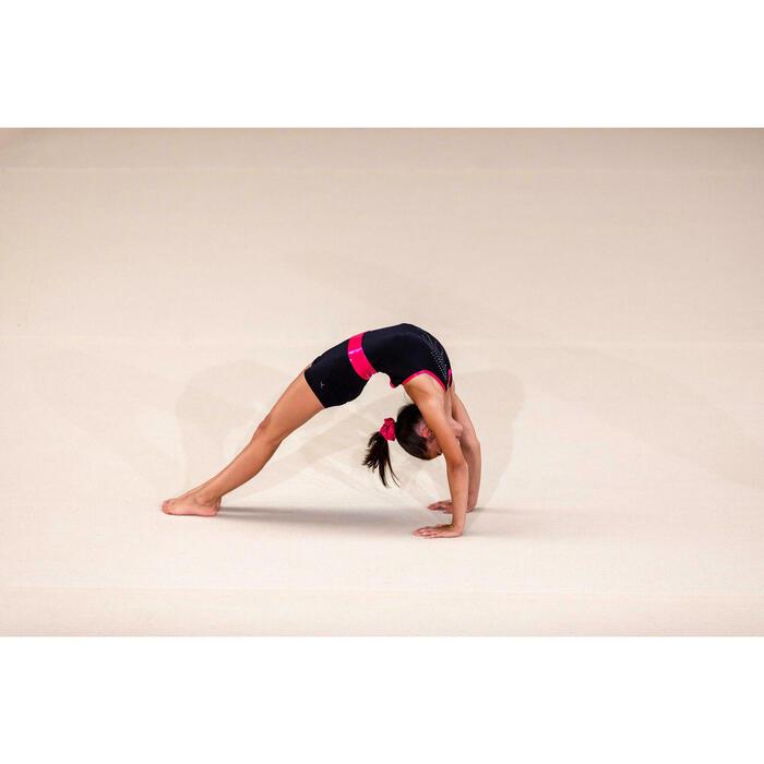 Combishort rose 500 Gymnastique Artistique Féminine