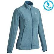 Women's Fleece Jacket MH120 - Turquoise