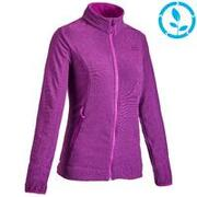 Women's Fleece Jacket MH120 - Plum
