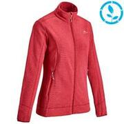 Women's Fleece Jacket MH120 - Red