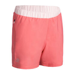 AT 100 girl's athletics shorts pink