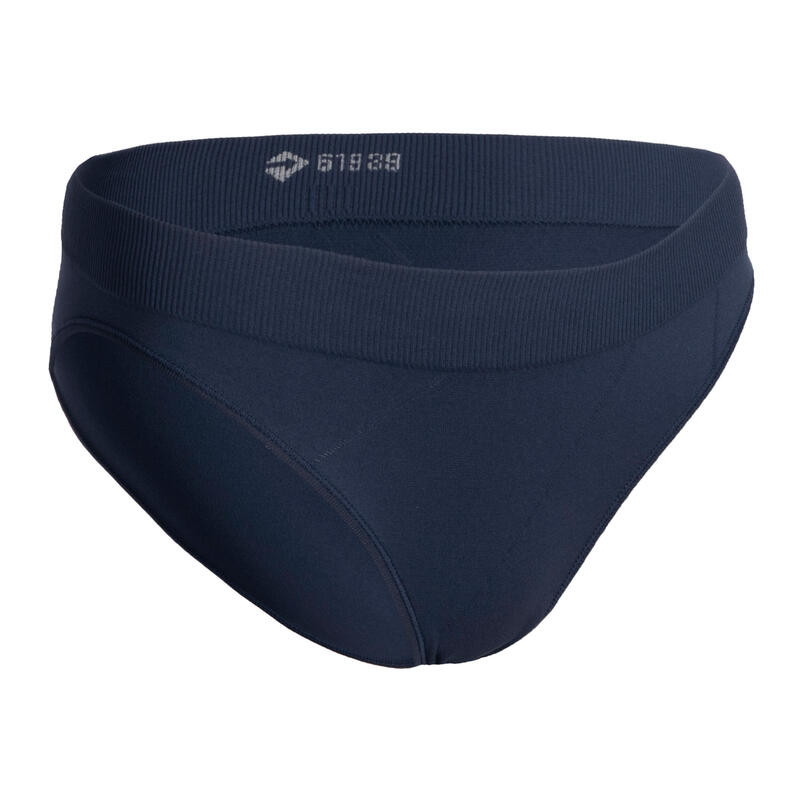 AT 500 girls' breathable briefs - navy