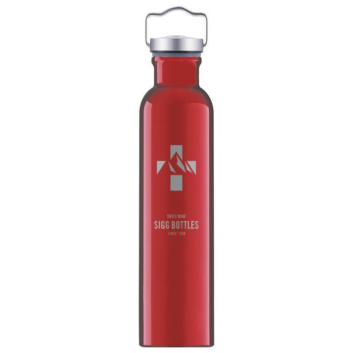 Trinkflasche Alu Sigg 750ml