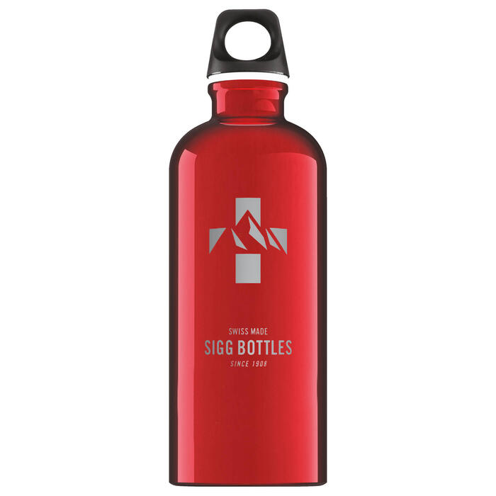 Trinkflasche Alu Sigg 600ml