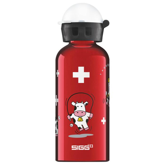 Trinkflasche Alu Sigg 400ml