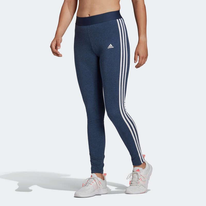 NŐI PÓLÓ, LEGGING, RÖVIDNADRÁG Fitnesz - Női leggings Adidas ADIDAS - Fitnesz