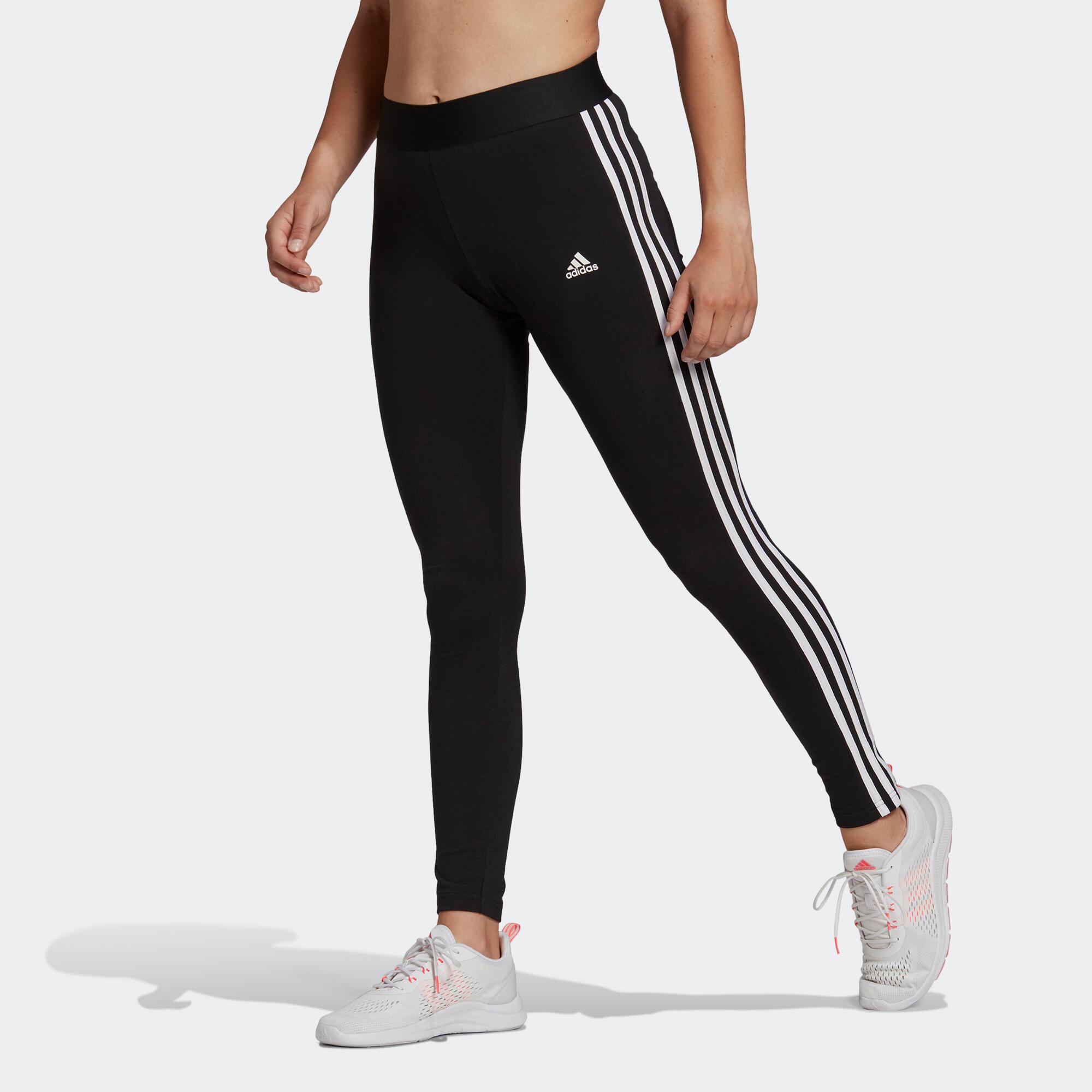 Colanți fitness Negru Damă imagine