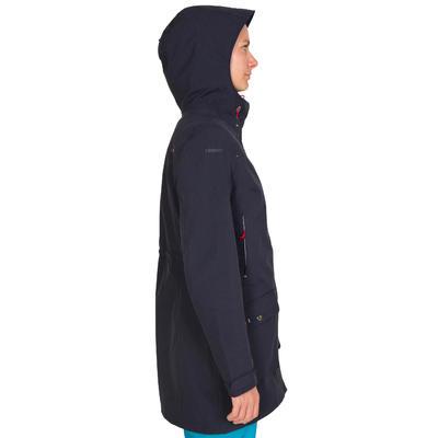 מעיל שיט 500 לנשים - כחול