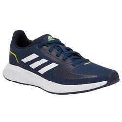 Scarpe camminata bambino Adidas FALCON azzurre