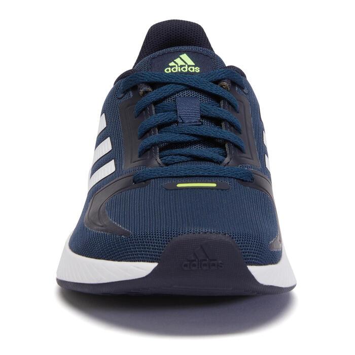 Calçado caminhada desportiva Adidas Falcon Criança Azul