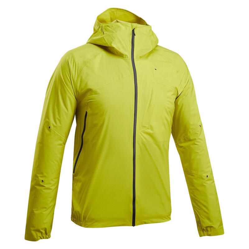 Men's Fast Hiking Ultra Lightweight Waterproof Jacket - FH 500